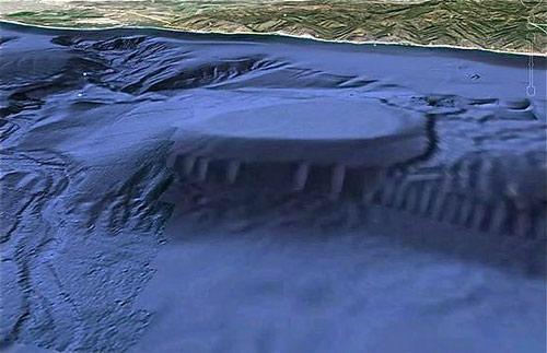 Xôn xao trụ sở người ngoài hành tinh dưới biển - 1