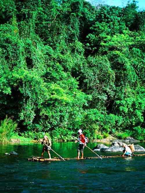 Về Bình Định thăm sông Côn hùng vĩ - 1