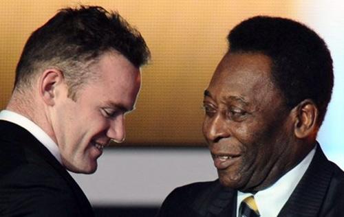 """ĐT Anh bị loại: Tại Rooney """"độc miệng"""" như… Pele? - 1"""