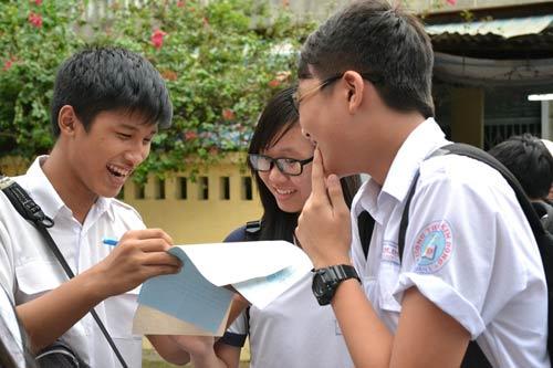 TP.HCM dự kiến thời gian công bố điểm thi tuyển sinh lớp 10 - 1