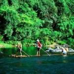 Du lịch - Về Bình Định thăm sông Côn hùng vĩ