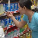 Thị trường - Tiêu dùng - Trần giá sữa làm giảm cạnh tranh