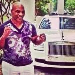 """Ô tô - Xe máy - Mike Tyson phải thuê Rolls-Royce để """"khoe"""""""