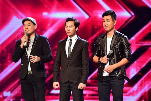 Khánh Bình nhái giọng quyết rút khỏi X-Factor - 4