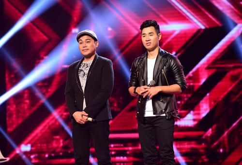 Khánh Bình nhái giọng quyết rút khỏi X-Factor - 3