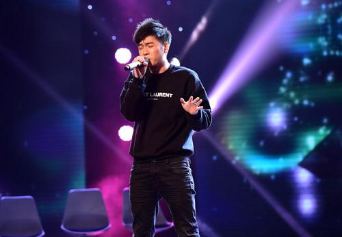 Khánh Bình nhái giọng quyết rút khỏi X-Factor - 8
