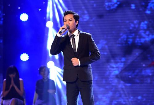 Khánh Bình nhái giọng quyết rút khỏi X-Factor - 5