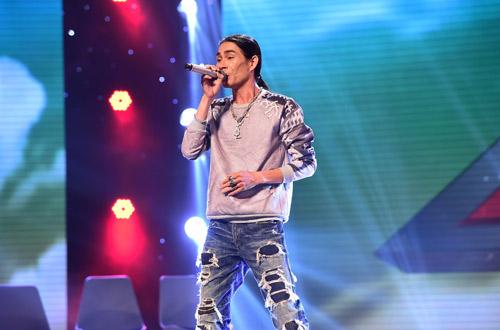 Khánh Bình nhái giọng quyết rút khỏi X-Factor - 7