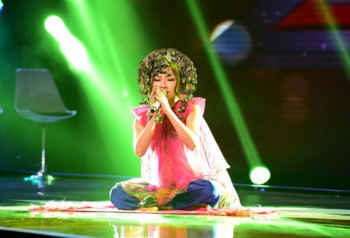Khánh Bình nhái giọng quyết rút khỏi X-Factor - 9