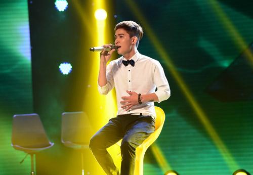Khánh Bình nhái giọng quyết rút khỏi X-Factor - 6