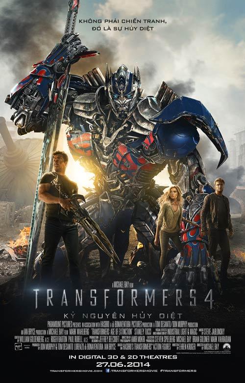 Bom tấn Transformers 4 bị yêu cầu hủy chiếu ở TQ - 3