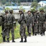 Tin tức trong ngày - Hàn Quốc: Bắt sống binh sĩ xả súng giết đồng đội