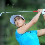 Thể thao - Mỹ nhân gốc Hàn rạng ngời bên cup vô địch US Open