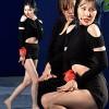 Kiều nữ K-Pop khêu gợi làm nóng World Cup