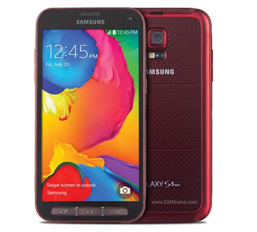 Samsung Galaxy S5 Sport chính thức ra mắt