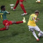 Bóng đá - Góc 3D: Neymar tỏa sáng, Brazil nhảy samba