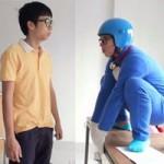Bạn trẻ - Cuộc sống - Hài hước clip Doremon có thực ngoài đời