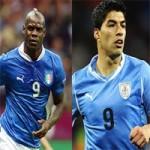 """Bóng đá - Suarez đối đầu Balotelli: 2 """"siêu dị nhân"""" so tài"""