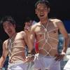 Video: Cuộc thi Olympic dầu bôi trơn tình dục ở Nhật