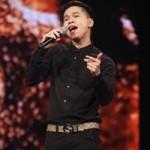 Ngôi sao điện ảnh - Hoàng Tôn lại sai lời khi hát hit Lam Trường
