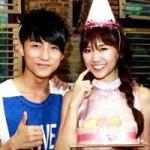 Phim - Hari Won đón tuổi mới trên trường quay Chàng trai năm ấy