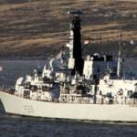 Tin tức trong ngày - Tàu khu trục Anh chặn tàu chiến Nga