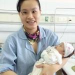 Sức khỏe đời sống - Bé sơ sinh bị hoại tử dạ dày hồi sinh kỳ diệu
