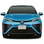 Ô tô - Xe máy - Toyota FCV chạy hoàn toàn bằng hydro