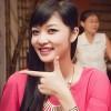 Triệu Thị Hà nhí nhảnh trong tiệc sinh nhật MC Tuấn Anh
