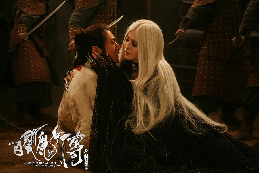 Phim Tân Bạch Phát Ma Nữ - The White Haired With Of Lunar Kingdom (2014)