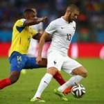 Góc 3D: Pháp bất lực trước Ecuador kiên cường