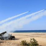 Tin tức trong ngày - Triều Tiên phóng 3 quả tên lửa tầm ngắn
