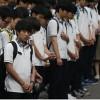 Chìm tàu Sewol: HS sống sót trở lại trường trong nước mắt