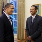 Thể thao - Tổng thống Mỹ vinh danh Tiger Woods và đồng đội