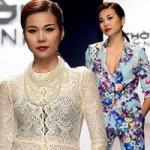 Thời trang - Thanh Hằng quyến rũ với váy xuyên thấu