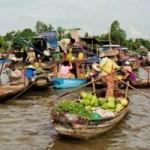 Du lịch - Bâng khuâng chợ nổi Cái Bè