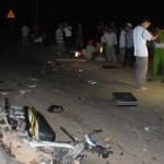 Tin tức trong ngày - Xe máy tông nhau, 4 thanh niên tử vong trên Quốc lộ 1