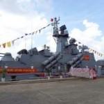Tin tức trong ngày - Cận cảnh cặp tàu tên lửa đầu tiên Việt Nam tự đóng