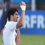 Maradona, Ronaldo béo ủng hộ Suarez, chỉ trích FIFA