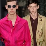 Thời trang - Sành điệu như quý ông của Valentino và Louis Vuitton