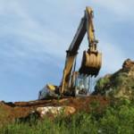 Tin tức trong ngày - Vụ sập mỏ đá: Nổ mìn để tìm thi thể nạn nhân
