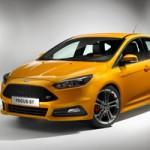 Ô tô - Xe máy - Ford Focus ST 2015: Chỉ cần 4,4 lít nhiên liệu cho 100 km