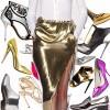 5 kiểu giầy ánh kim dân sành cần phải biết