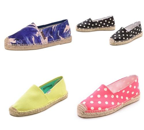3 phong cách dễ ứng dụng với đôi giày đế bệt - 1