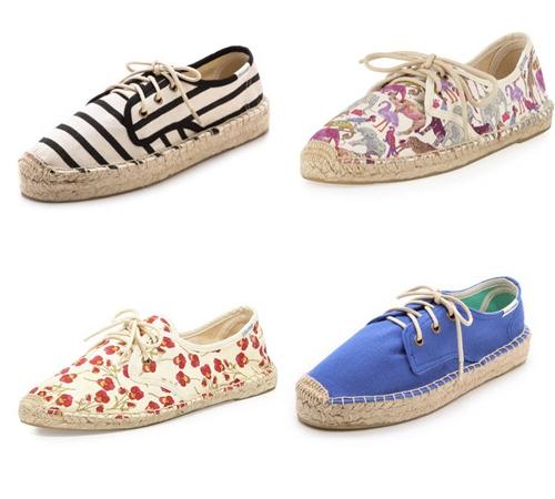 3 phong cách dễ ứng dụng với đôi giày đế bệt - 2