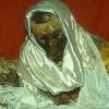 Xác chết ngồi bó gối 600 năm không phân hủy