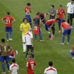 Bóng đá - Góc 3D: Phút giây nghẹt thở của Brazil trước Chile