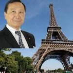 Tài chính - Bất động sản - Triệu phú gốc Việt mua tháp Eiffel