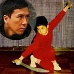 Phim - Hot: Ảnh thuở nhỏ luyện võ của Chân Tử Đan