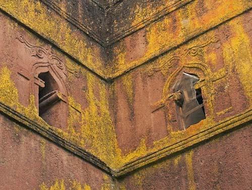 Nhà thờ khắc từ đá độc đáo ở Ethiopia - 6